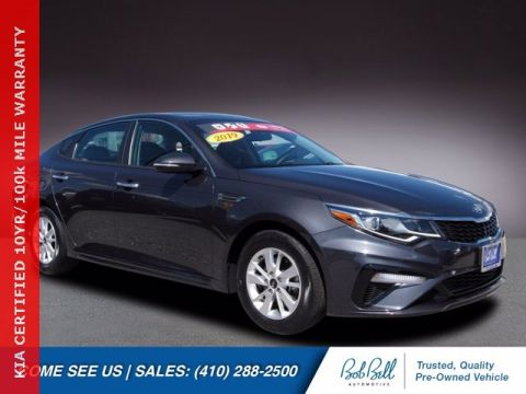 Certified Pre-Owned 2019 Kia Optima LX FWD 4D Sedan