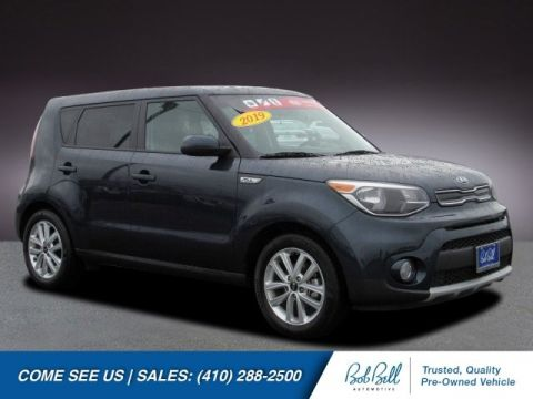 Certified Pre-Owned 2019 Kia Soul Plus FWD 4D Hatchback